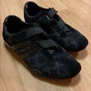 COACH Jenny Sneakers Sz 8